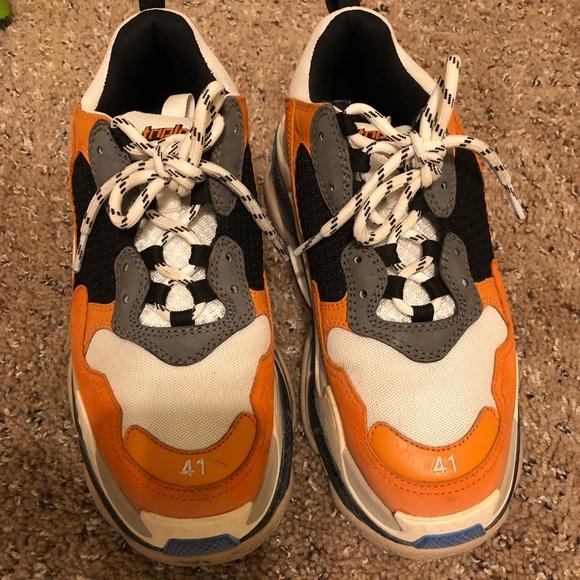 Mesh Leather Trainer Sneaker | Poshmark